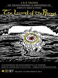 Tolkien Ensemble: The Lord Of The Rings: Complete Songs & Poems