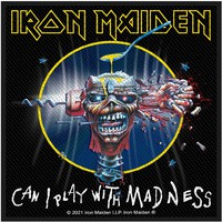 Iron Maiden: Can i play with madness (patch - packaged)