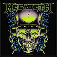 Megadeth: Vic rattlehead (patch)