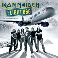 Iron Maiden : Flight 666 -limited edition picture disc