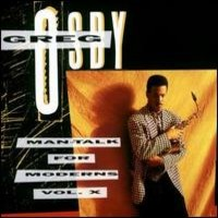 Osby, Greg: Man-talk for moderns volume x
