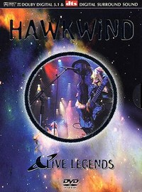 Hawkwind : Live Legends - Classic Rock Legends