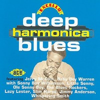 V/A : Deep Harmonica Blues