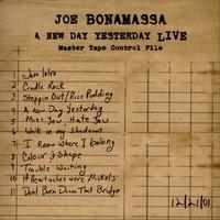 Bonamassa, Joe: A New Day Yesterday - Live