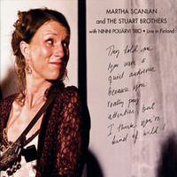 Scanlan, Martha: Live in Finland
