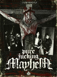 Mayhem: Pure fucking Mayhem -dvd+cd-
