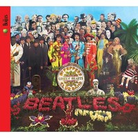 Beatles : Sgt Pepper's Lonely Hearts Club Band -remastered digipack-