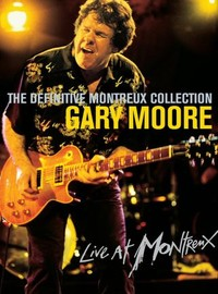 Moore, Gary: Definitive Montreux Collection