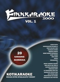 Karaoke: Finnkaraoke 2000 vol. 1