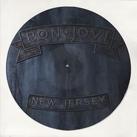 Bon Jovi : New Jersey -picture disc-