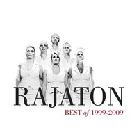 Lauluyhtye Rajaton: Best of 1999-2009 -cd+dvd