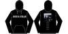 Burzum : Aske - Hooded sweatshirt