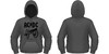 AC/DC : For those about to rock - Hooded sweatshirt