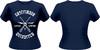 Harry Potter : Captain h potter - Girlie t-shirt