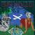 Moreno, Gaby / Parks, Van Dyke : Spangled - CD