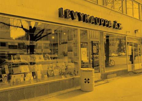 Levykauppax Oulu